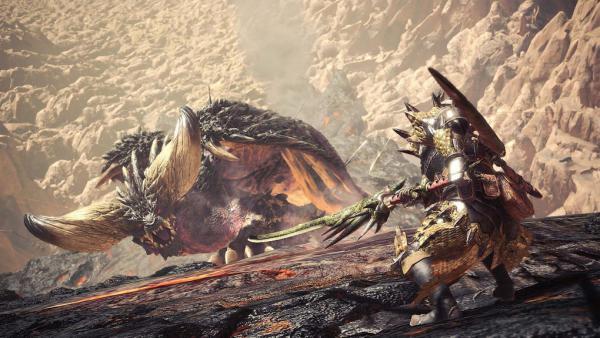 Monster Hunter World supera a Dragon Ball en las ventas UK