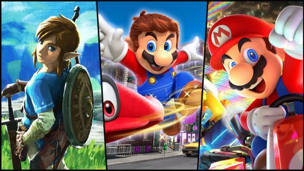 Super Mario Odyssey Ya Es El Juego Mas Vendido De Switch Meristation