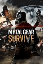Carátula de Metal Gear Survive