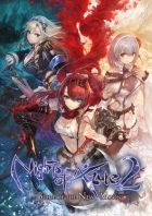 Carátula de Nights of Azure 2: Bride of the New Moon