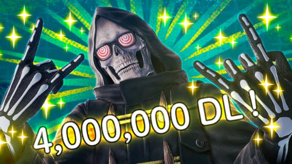 Let It Die supera los 4 millones de descargas en PS4