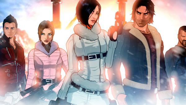 Fear Effect Sedna llega a PC, PS4, Xbox One y Switch el 6 de marzo
