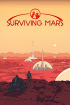 Carátula de Surviving Mars