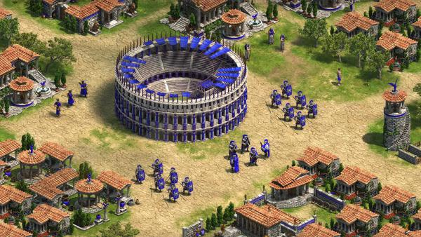 Todas las notas de Age of Empires Definitive Edition