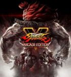 Carátula de Street Fighter V: Arcade Edition