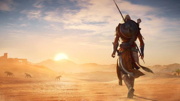 Assassin's Creed Origins: Recompensa tras New Game Plus