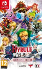 Carátula de Hyrule Warriors: Definitive Edition