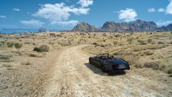 La demo de Final Fantasy XV en PC ya está disponible