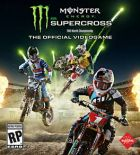 Carátula de Monster Energy Supercross - The Official Videogame