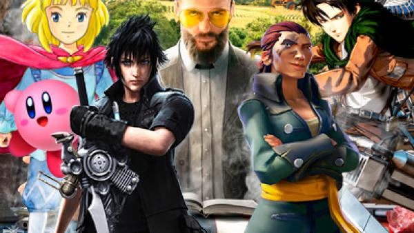 Juegos marzo 2018 para PS4, PC, Xbox One, Switch...