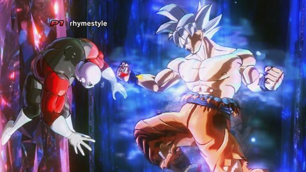 Recrean el Goku vs Jiren de Dragon Ball Super en Xenoverse 2