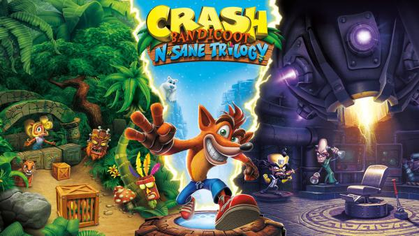 Ya es oficial: Crash Bandicoot N. Sane Trilogy llegará a Switch