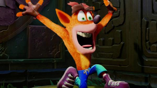 Crash Bandicoot: N. Sane Trilogy, también en Xbox One y PC