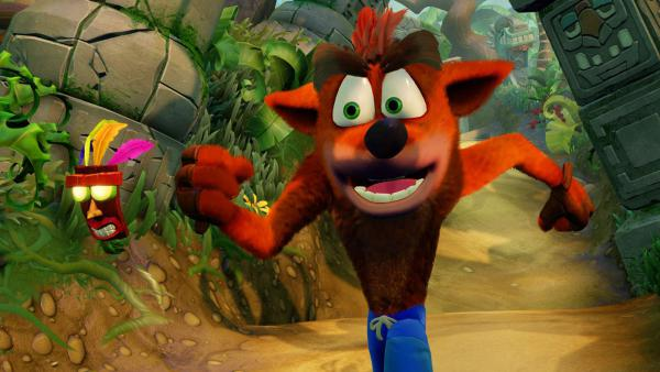 Crash Bandicoot N. Sane Trilogy borra los easter eggs de Naughty Dog