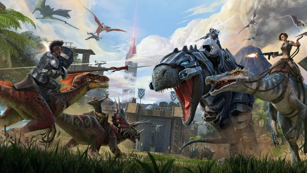 ARK Survival Evolved pone rumbo a móviles iOS y Android