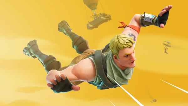 Fortnite Battle Royale se creó en dos meses