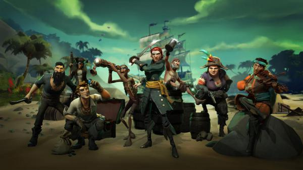 Sea of Thieves y A Way Out, lo más vendido en UK