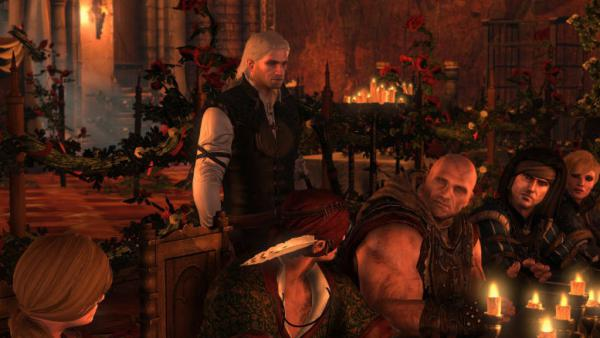Modders crean el epílogo de The Witcher 3 en The Witcher 2