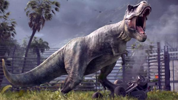 Impresiones Jurassic World Evolution