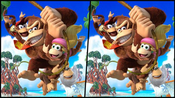 DK Country TF: Comparativa tiempos de carga Switch vs Wii U