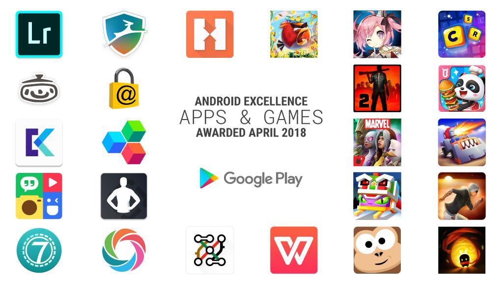 Apps Y Juegos Android Excellence En Google Play Meristation
