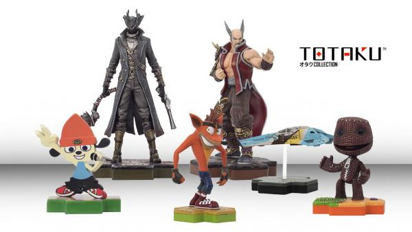 Unboxing de las figuras Totaku Collection