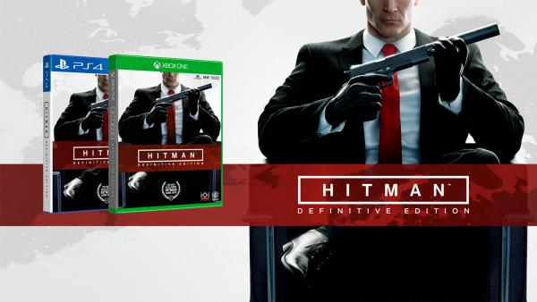 Anunciado Hitman: Definitive Edition para PS4 y Xbox One