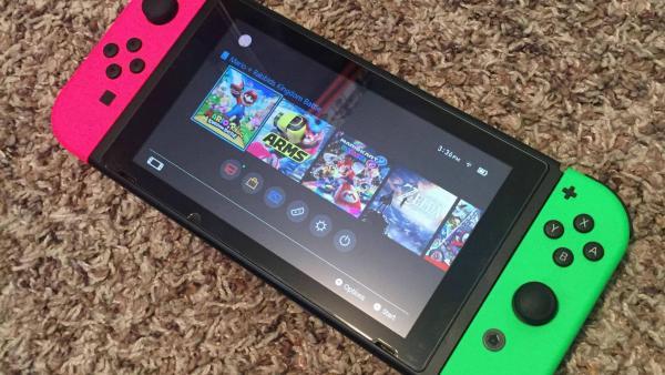Gamestop Asegura Que Switch Tiene Juegos Sin Anunciar Para 2018