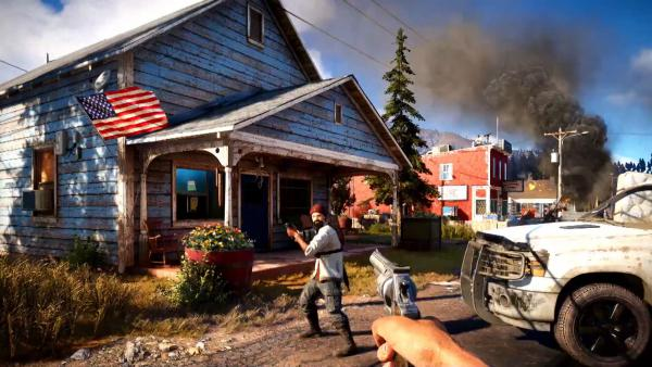 Far Cry 5 se mantiene líder de ventas en UK