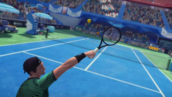 Tennis World Tour y AO International Tennis, ¿cuál elegir?