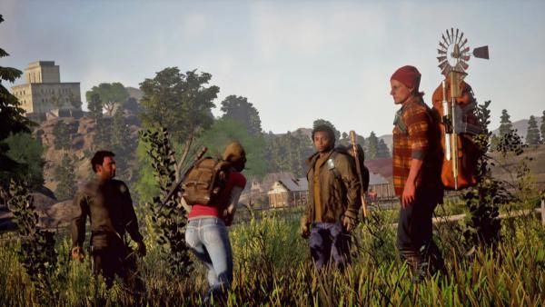 State of Decay 2 ocupará un total de 20 GB