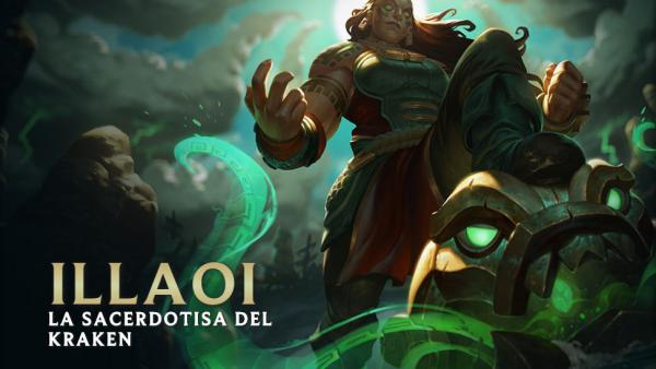 Riot Games presenta el 'Circuito Tormenta' de League of Legends