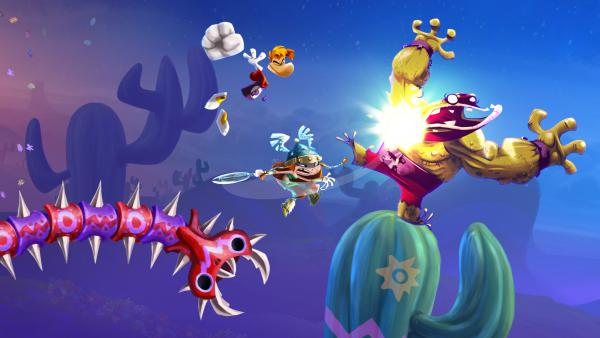 Rayman Legends: Todavía Michel Ancel