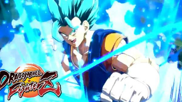 Vegetto Blue se presenta en Dragon Ball FighterZ con un gameplay
