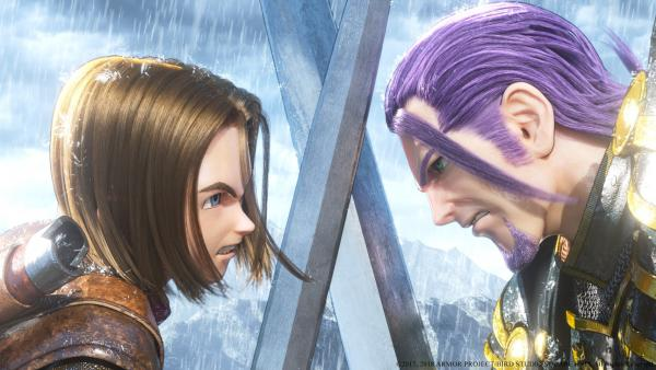 Dragon Quest XI muestra un épico gameplay de 17 minutos