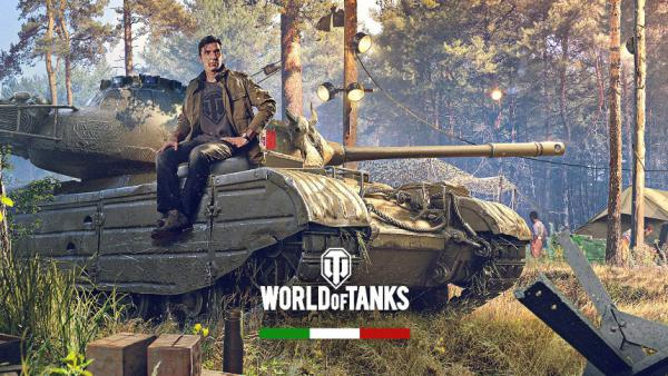 Gianluigi Buffon se une a World of Tanks