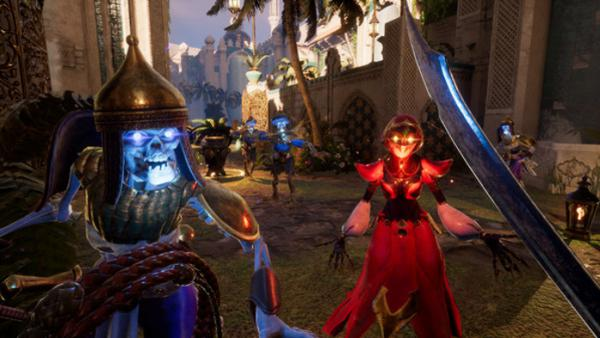 Parte de Irrational Games crea City of Brass