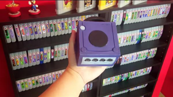 Un fan crea su propia GameCube Classic Mini