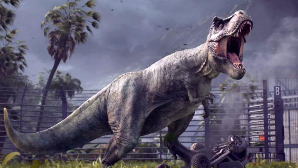 Primeros 20 minutos de Jurassic World Evolution