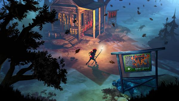 Hazte con The Flame in the Flood gratis en Humble Store