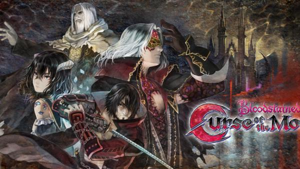 Koji Igarashi anuncia Bloodstained: Curse of the Moon