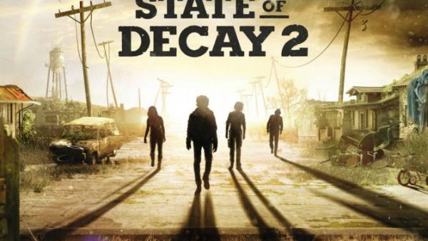 State of Decay 2 saldrá en inglés en Xbox One