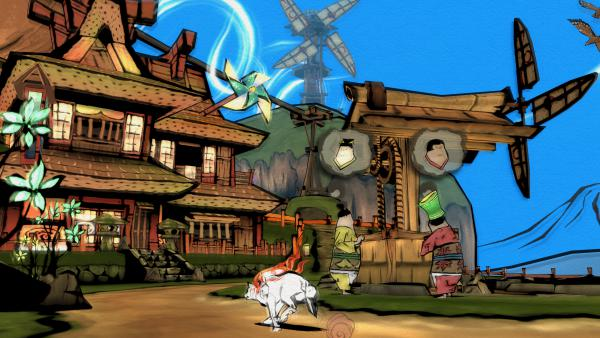 Confirmado: Okami HD Switch llega a Occidente el 9 de agosto