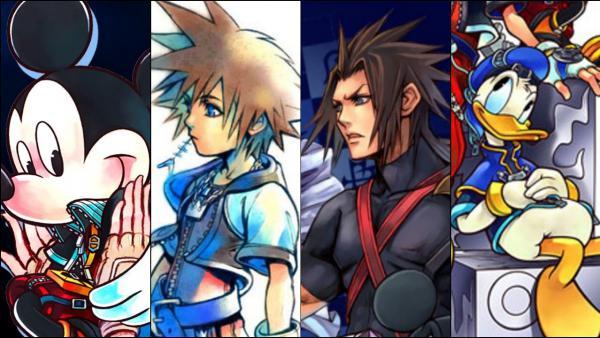 Kingdom Hearts En Que Orden Jugar La Saga Completa Meristation