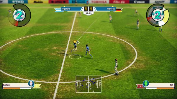 Legendary Eleven Nueva Propuesta De Futbol Arcade Meristation