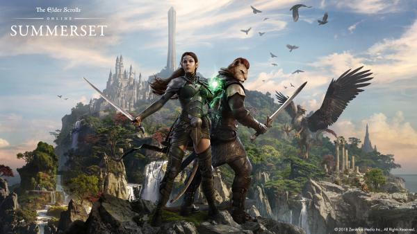 TESO Summerset ya disponible en PC y Mac (Early Access)