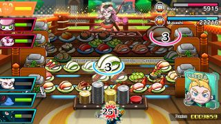 Imágenes de Sushi Striker: The Way of the Sushido