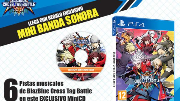 BlazBlue: Cross Tag Battle tendrá una edición Day One