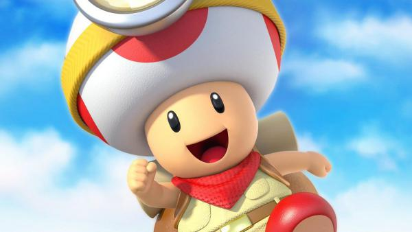 Así se ve Nueva Donk en Captain Toad: Treasure Tracker