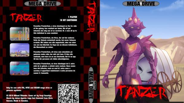 Mega Drive Recibira Tanzer Un Nuevo Juego Gracias A Kickstarter